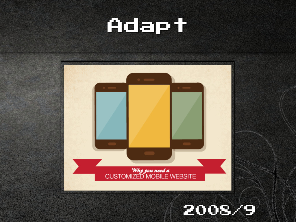 Adapt 2008/9