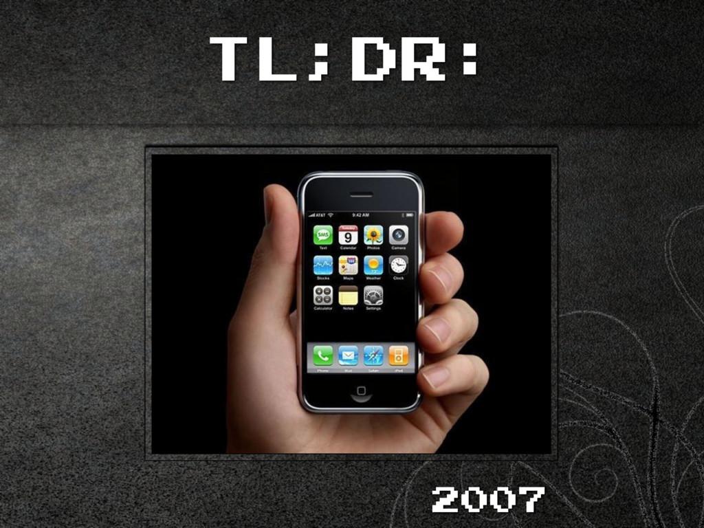 TL;DR: 2007