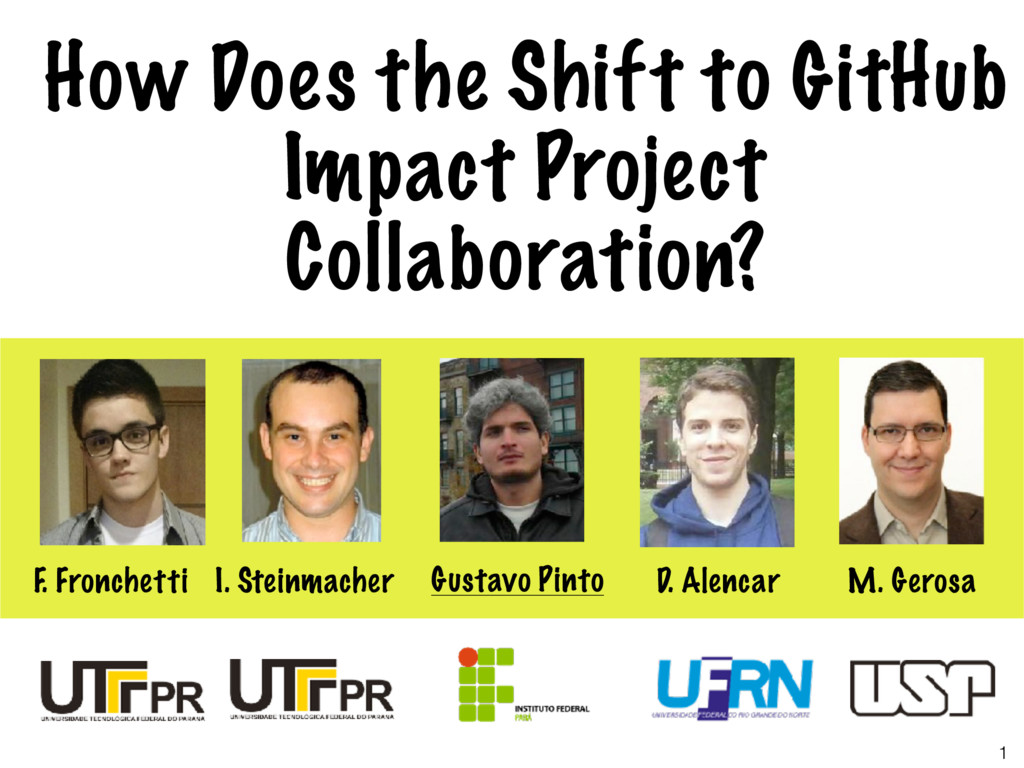 How Does the Shift to GitHub Impact Project Col...
