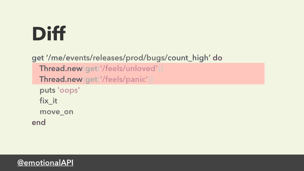 @emotionalAPI Diff get '/me/events/releases/pro...