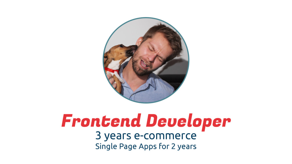 Frontend Developer 3 years e-commerce Single Pa...