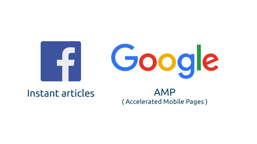AMP ( Accelerated Mobile Pages ) Instant articl...
