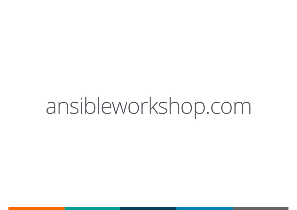 ansibleworkshop.com