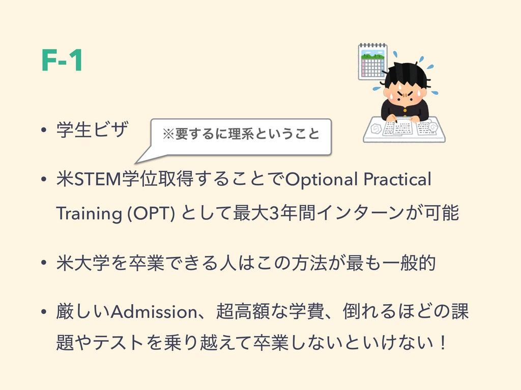 F-1 • ֶੜϏβ • ถSTEMֶҐऔಘ͢Δ͜ͱͰOptional Practical T...