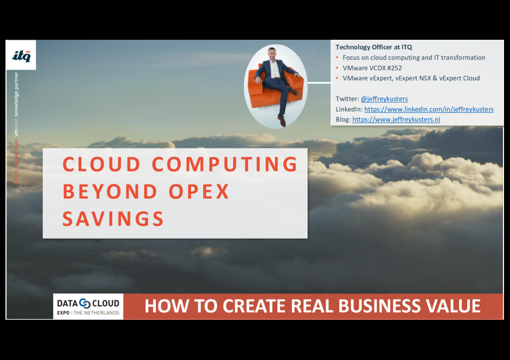 HOW TO CREATE REAL BUSINESS VALUE CLOUD COMPUTI...