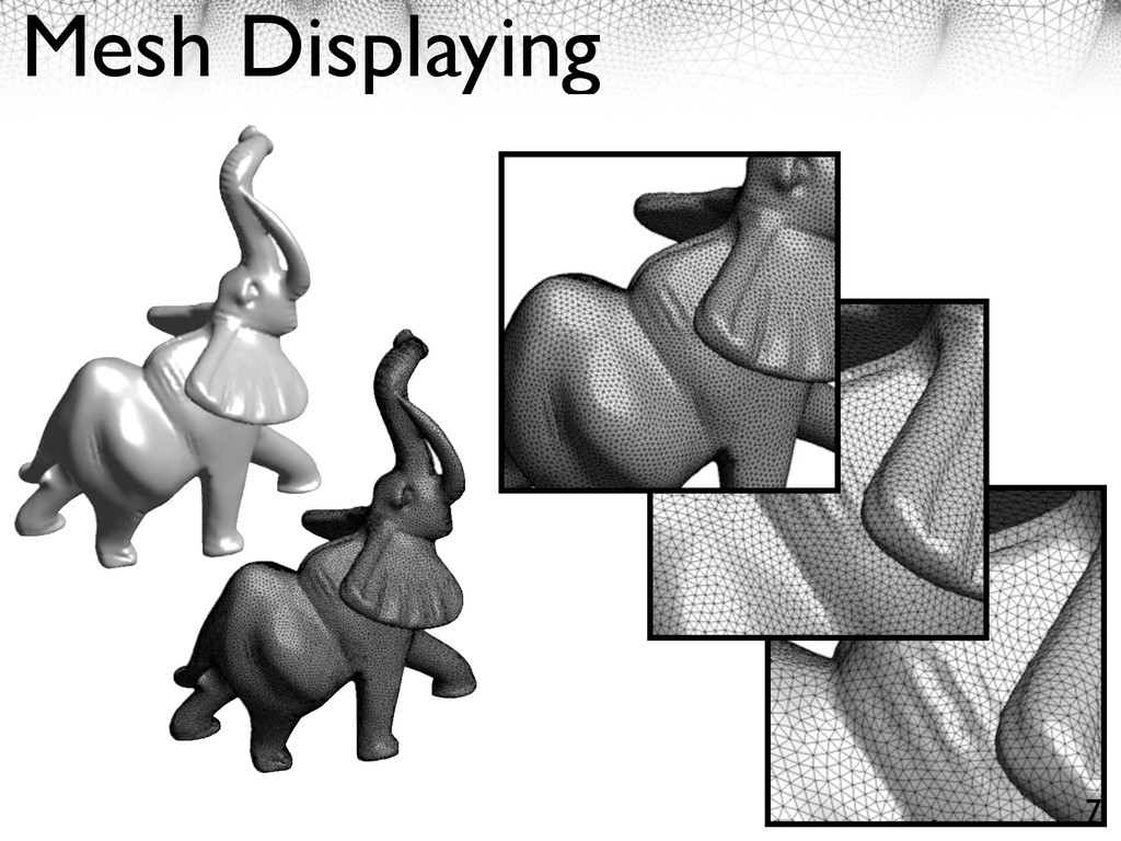 Mesh Displaying 7