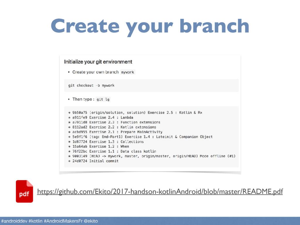 Create your branch https://github.com/Ekito/201...