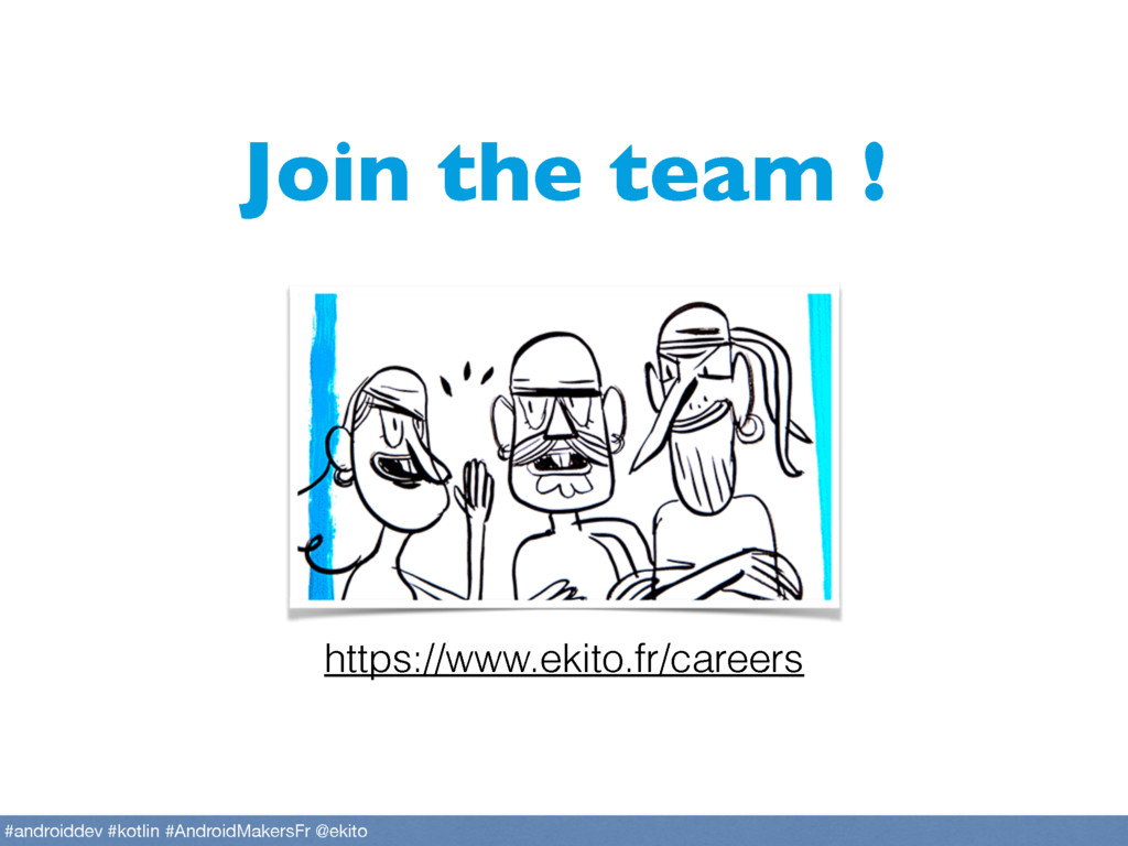 https://www.ekito.fr/careers Join the team ! #a...
