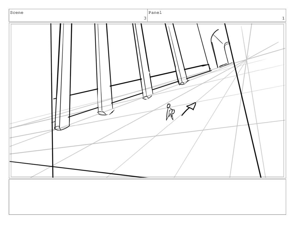 Scene 3 Panel 1
