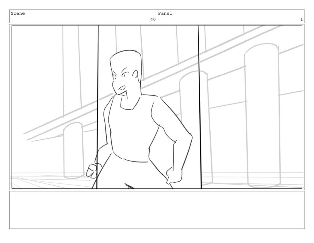 Scene 40 Panel 1