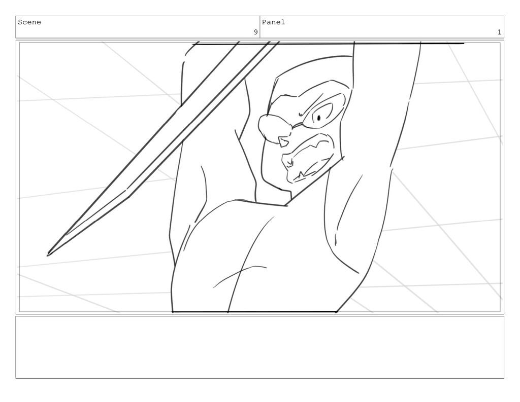 Scene 9 Panel 1