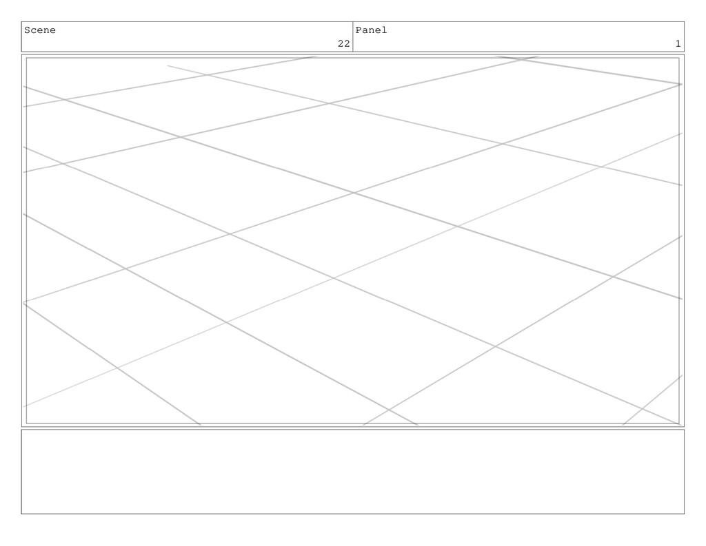 Scene 22 Panel 1