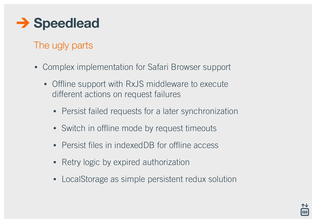 Speedlead • Complex implementation for Safari B...
