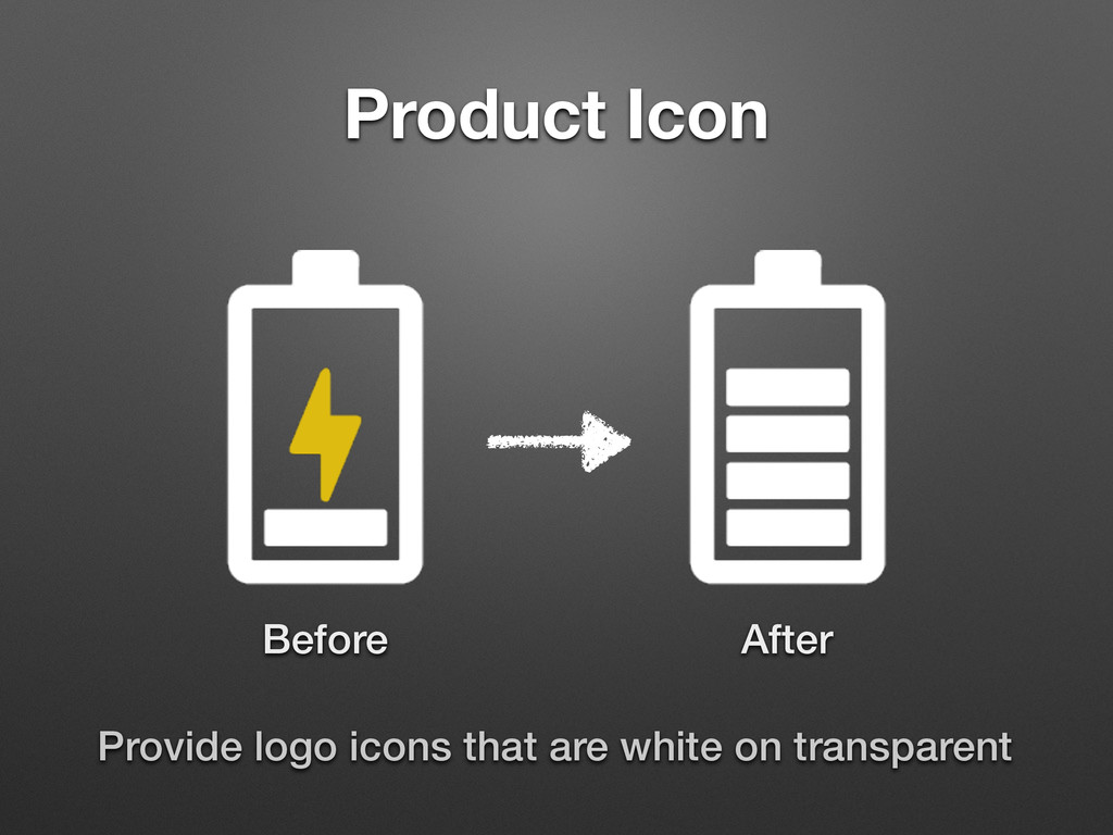Product Icon Before After Provide logo icons th...