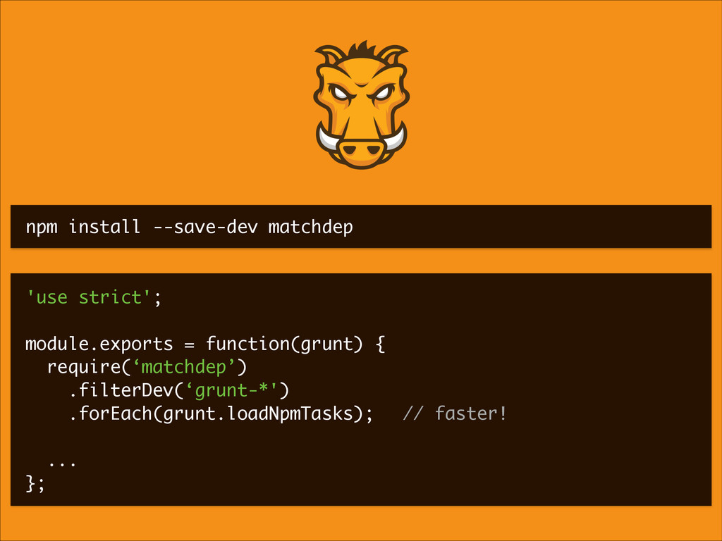 'use strict'; ! module.exports = function(grunt...