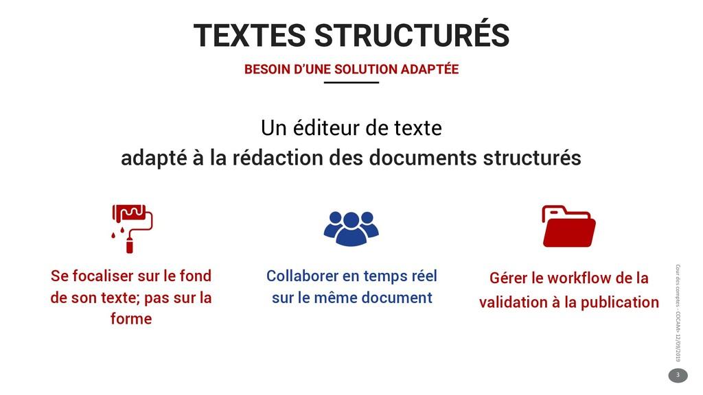 3 Cour des comptes - COCAM> 12/09/2019 TEXTES S...