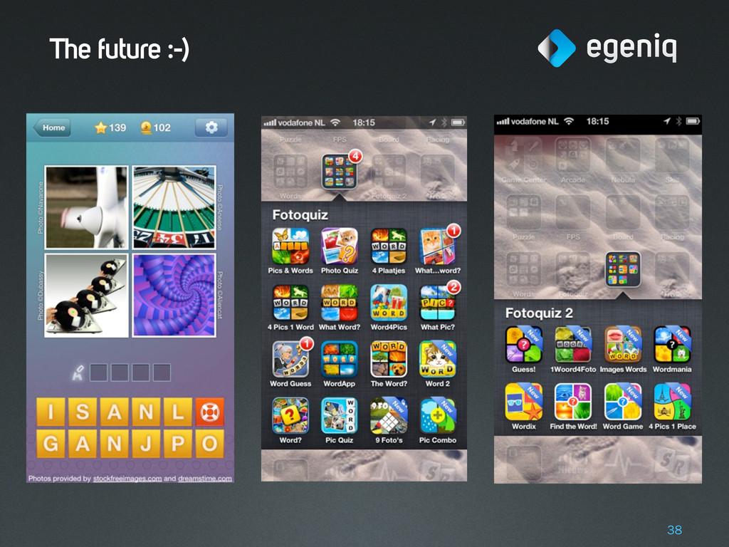 The future :-) 38
