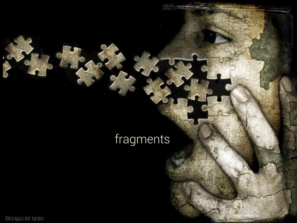 #andevcon FRAGMENTS fragments image: wallbase.cc