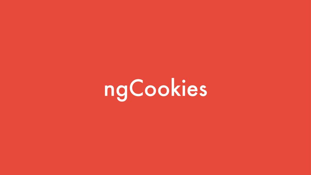ngCookies