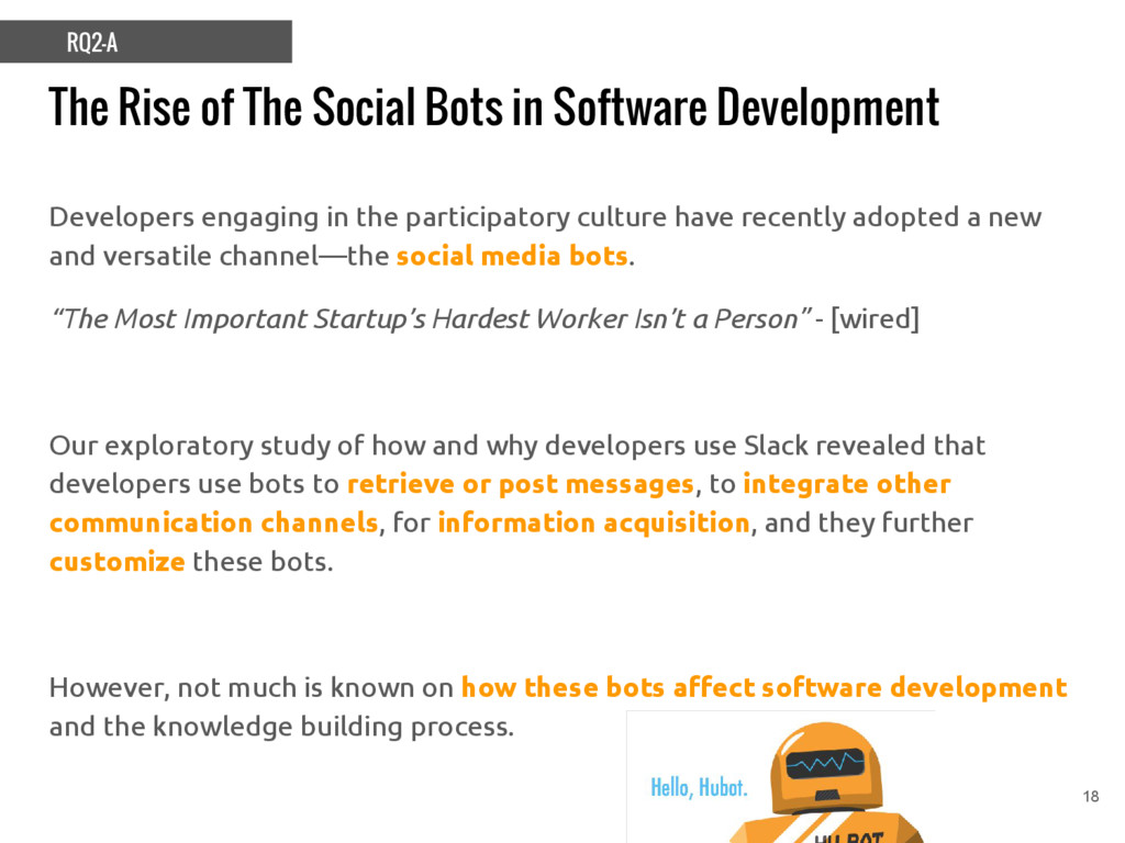 The Rise of The Social Bots in Software Develop...