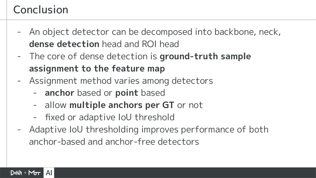 - An object detector can be decomposed into bac...