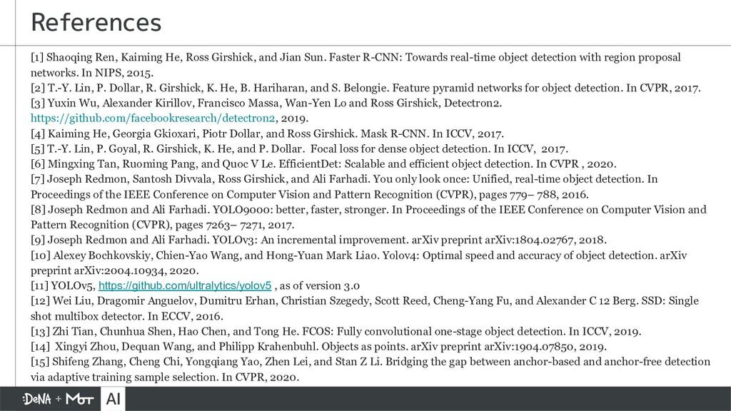 [1] Shaoqing Ren, Kaiming He, Ross Girshick, an...