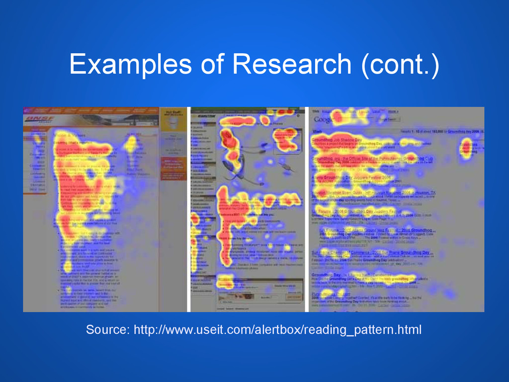 Examples of Research (cont.) Source: http://www...