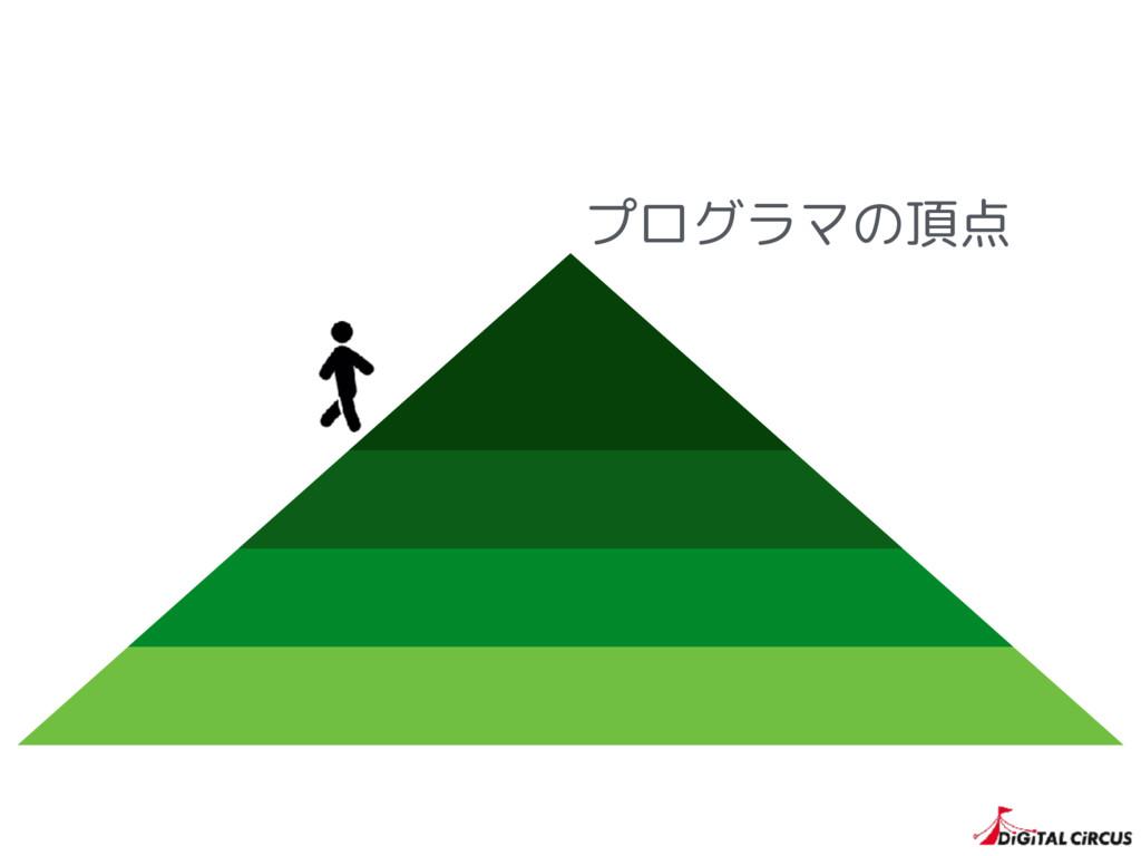 プログラマの頂点