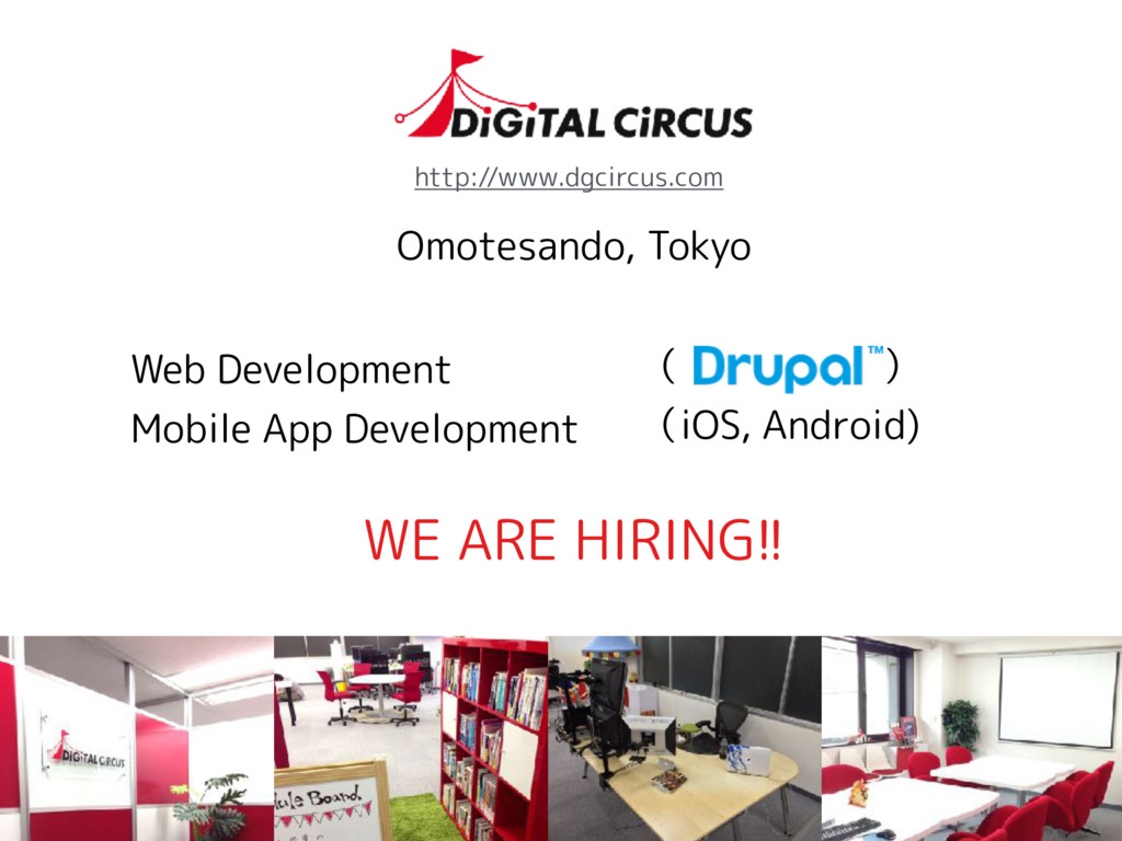 WE ARE HIRING!! Web Development Mobile App Deve...