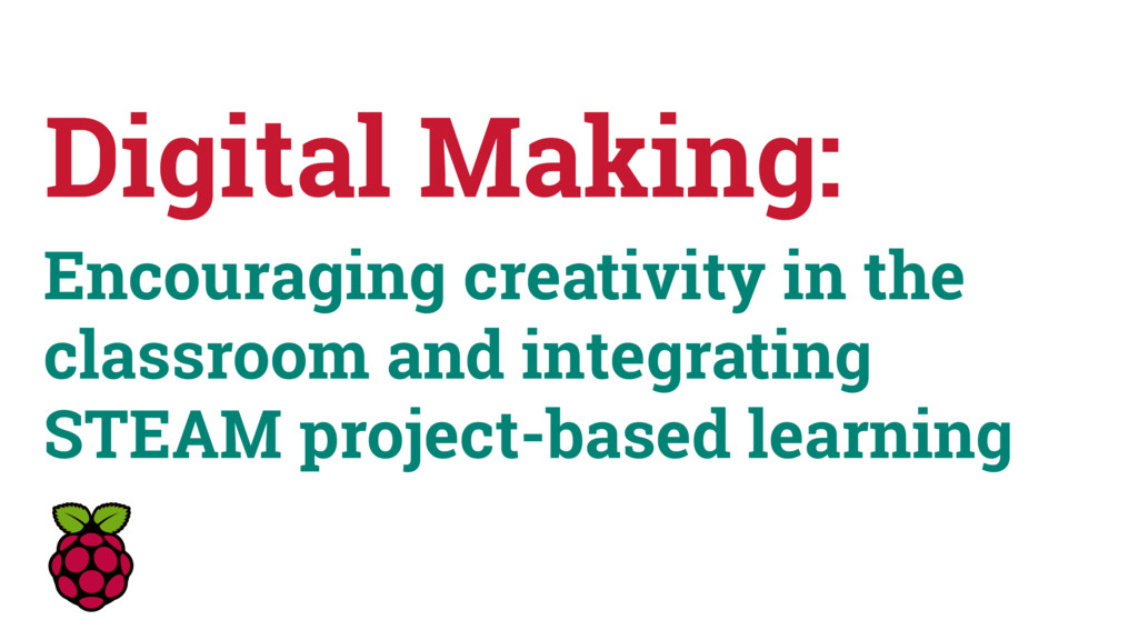 Encouraging creativity in the classroom and int...