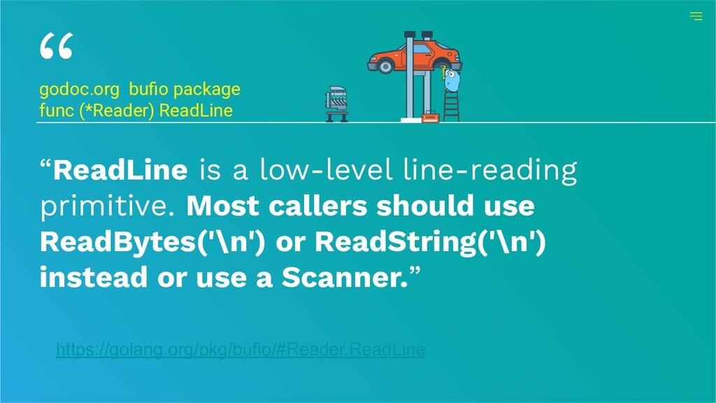 """ReadLine is a low-level line-reading primitive..."