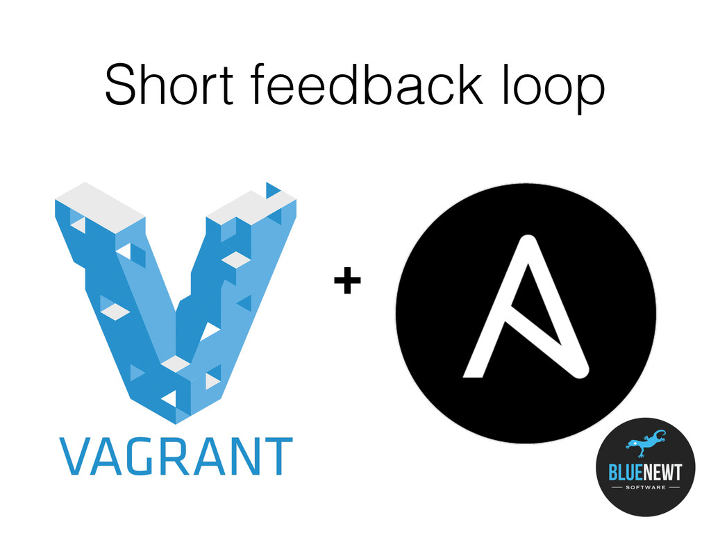 Short feedback loop +