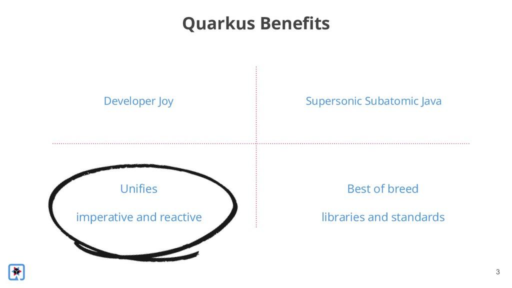 !3 Developer Joy Quarkus Benefits Supersonic Su...
