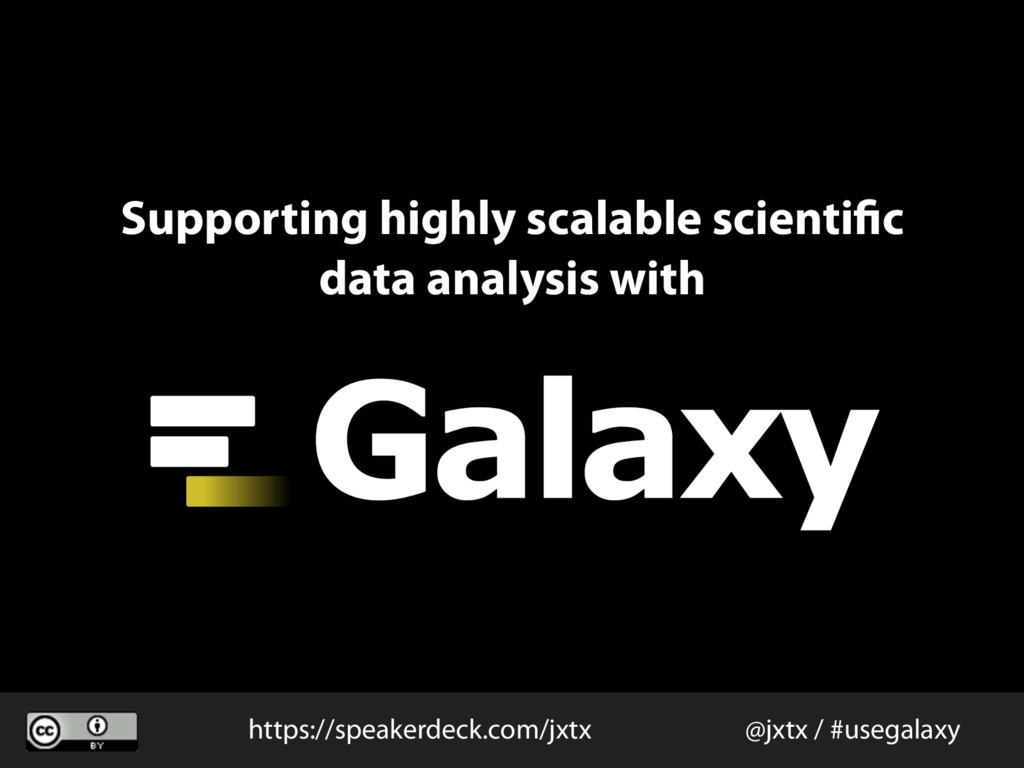 Supporting highly scalable scientific data anal...