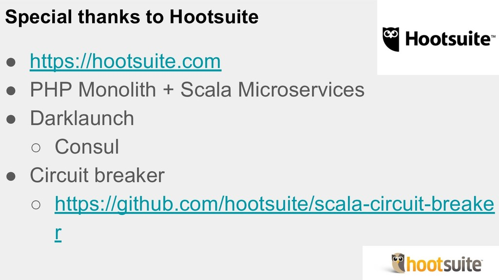 Special thanks to Hootsuite ● https://hootsuite...