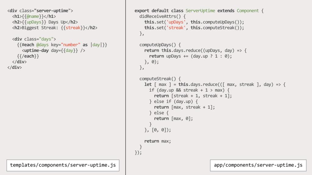 export default class ServerUptime extends Compo...