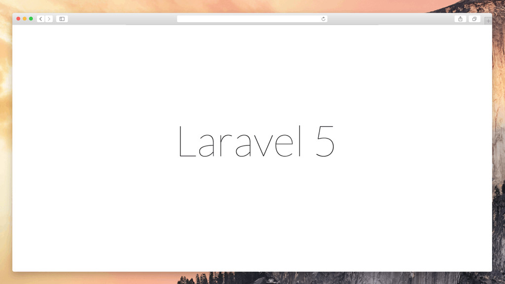 LEVERAGING LARAVEL @STAUFFERMATT