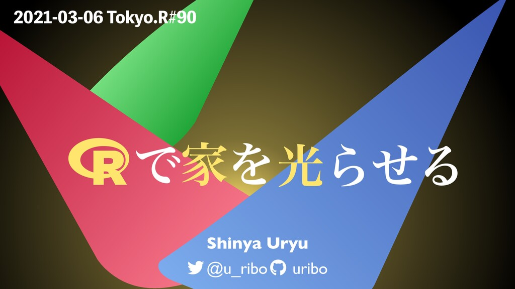 ͰՈΛ 5PLZP3 Shinya Uryu   @u_ribo...