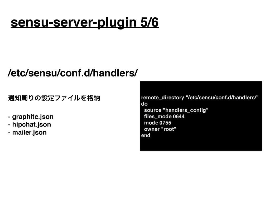 """sensu-server-plugin 5/6 remote_directory """"/etc/..."""