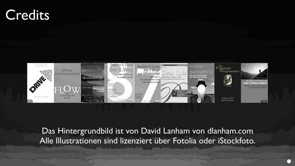 Das Hintergrundbild ist von David Lanham von dl...