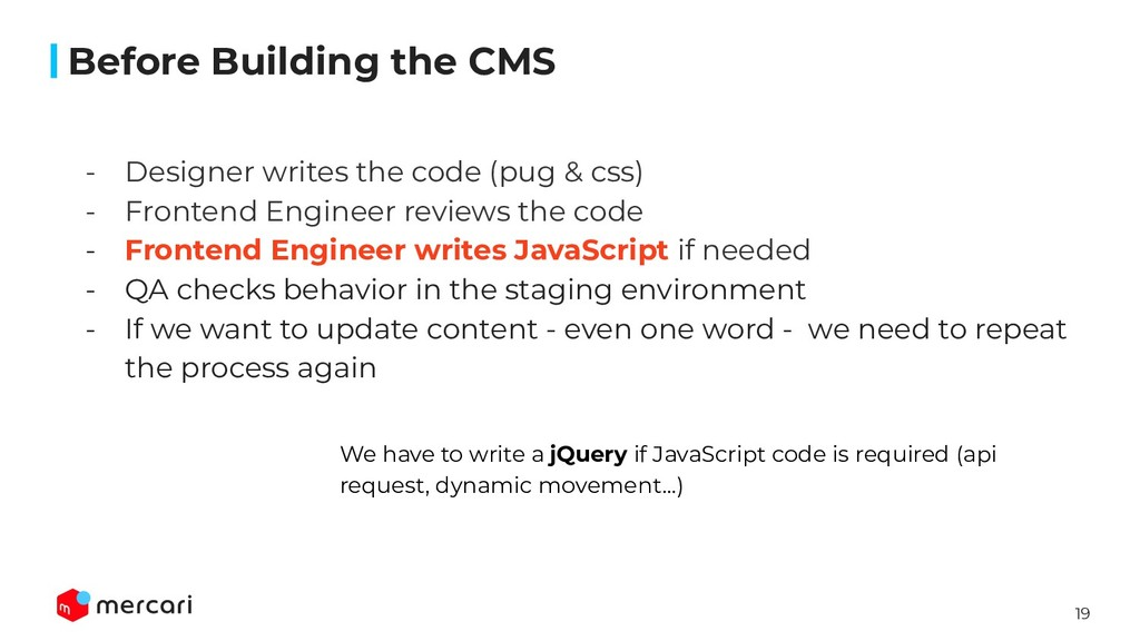 19 - Designer writes the code (pug & css) - Fro...