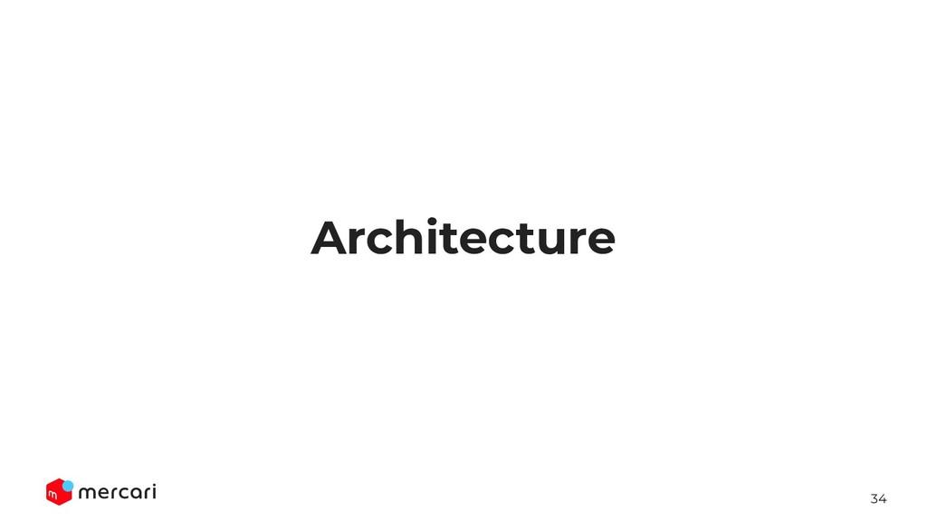 34 Architecture