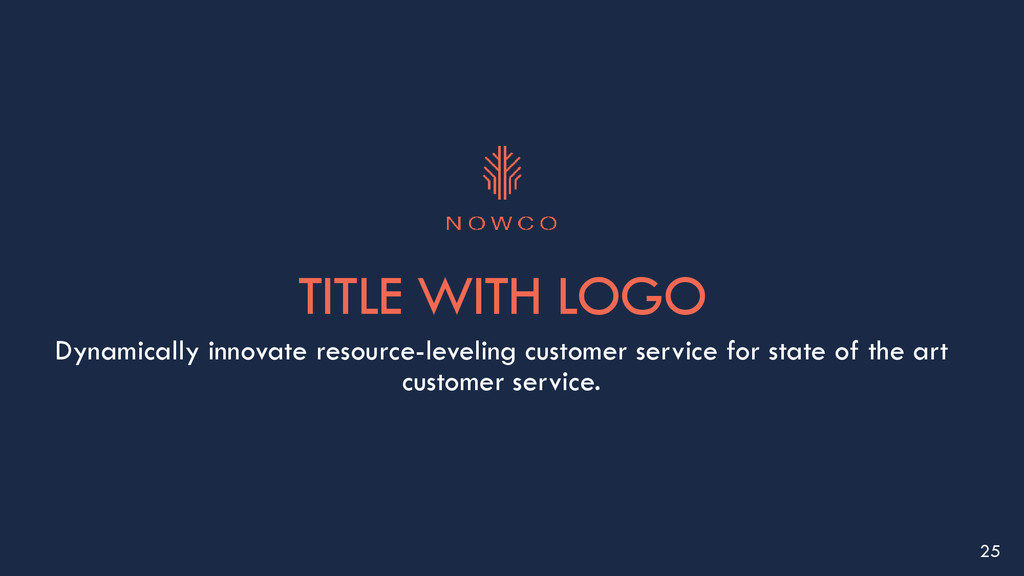 TITLE WITH LOGO Dynamically innovate resource-l...