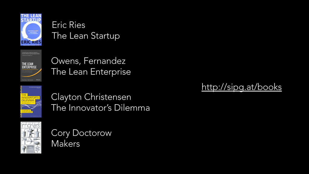 Eric Ries The Lean Startup Owens, Fernandez The...