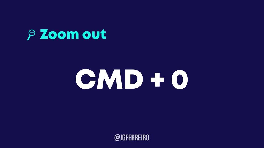 @JGFERREIRo Zoom out CMD + 0