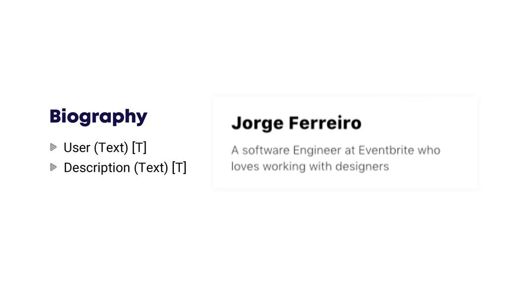 @JGFERREIRO @JGFERREIRO Biography User (Text) [...