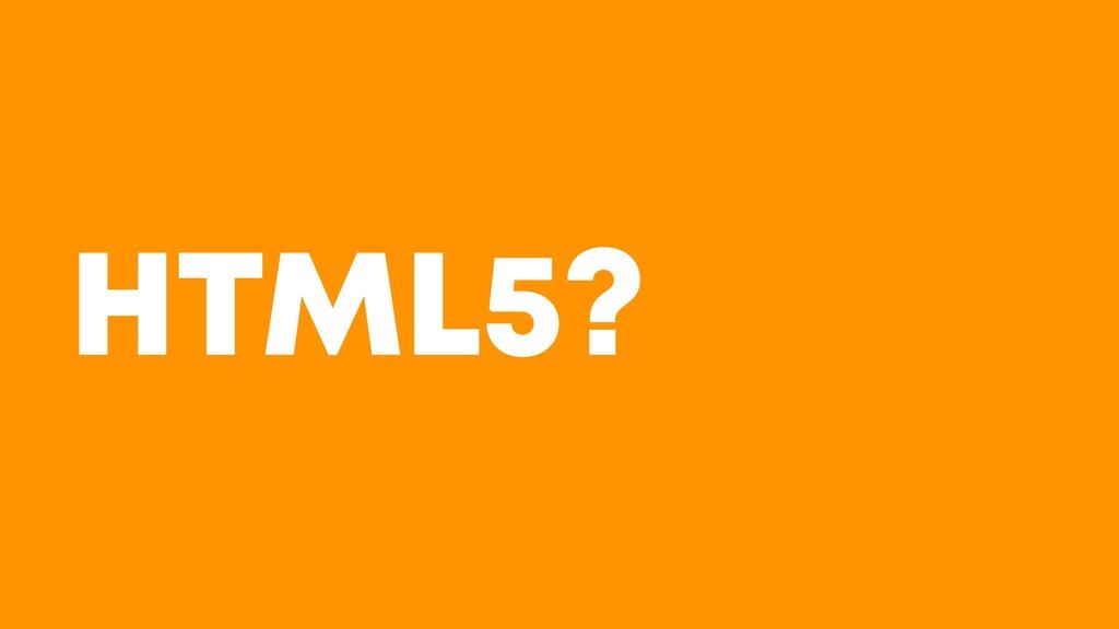 @JGFERREIRO @JGFERREIR HTML5?