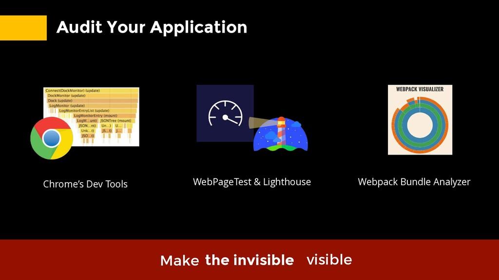 Audit Your Application Chrome's Dev Tools WebPa...