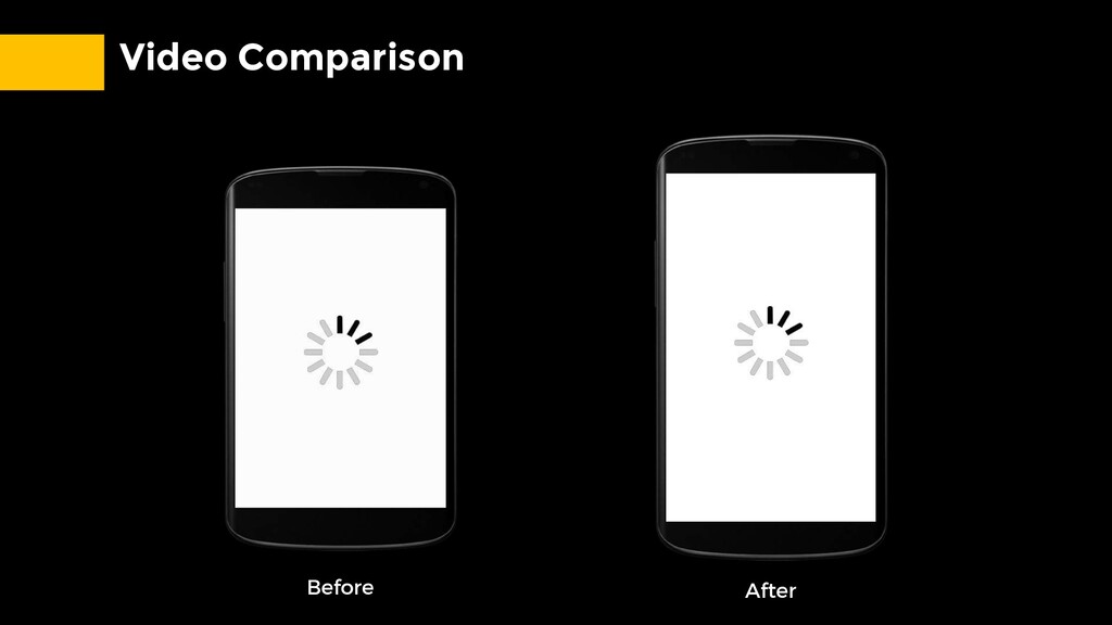 Video Comparison Before After