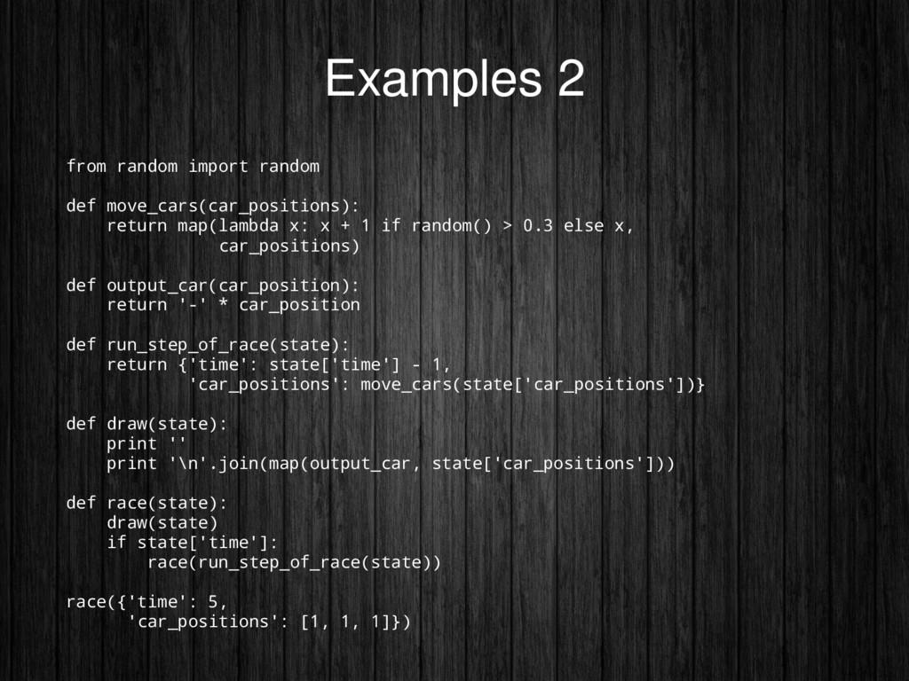 Examples 2 from random import random def move_c...